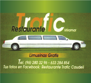 Restaurante Traffic Miramar